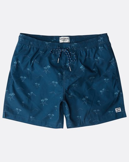 "8 Sundays Laybacks 16"" Boardshorts Azul N1LB04BIP9 Billabong"