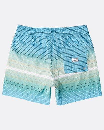 "1 All Day Stripes Laybacks 16"" Boardshorts Grün N1LB06BIP9 Billabong"