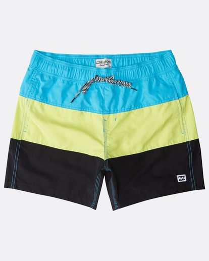 "0 Tribong Laybacks 16"" Boardshorts Blau N1LB07BIP9 Billabong"