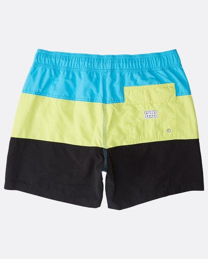 "1 Tribong Laybacks 16"" Boardshorts Blau N1LB07BIP9 Billabong"