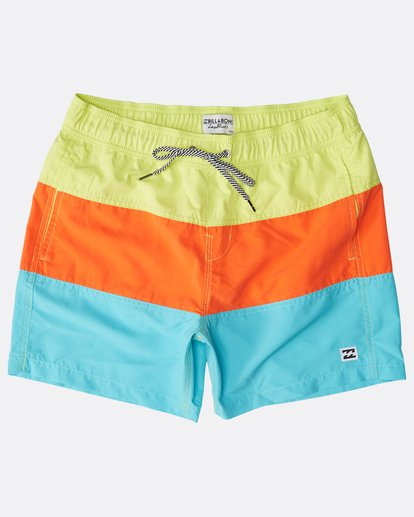 "0 Tribong Laybacks 16"" Boardshorts Gelb N1LB07BIP9 Billabong"