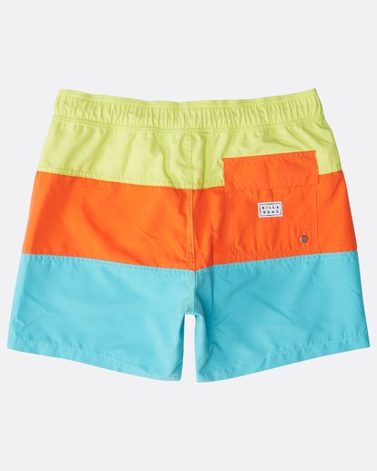 "1 Tribong Laybacks 16"" Boardshorts Gelb N1LB07BIP9 Billabong"