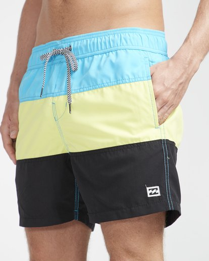 "2 Tribong Laybacks 16"" Boardshorts Blau N1LB07BIP9 Billabong"