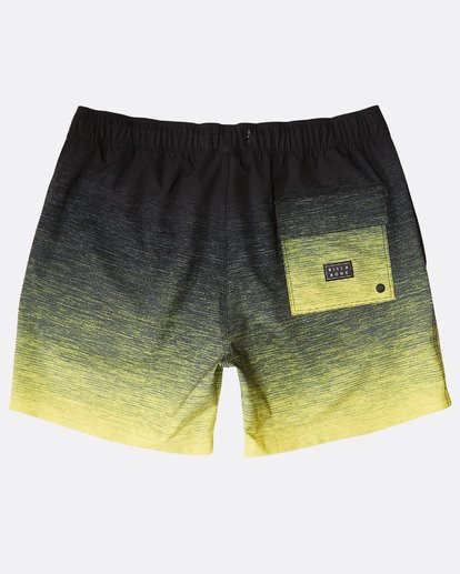 "1 Tripper Stretch Laybacks 16"" Boardshorts Noir N1LB08BIP9 Billabong"