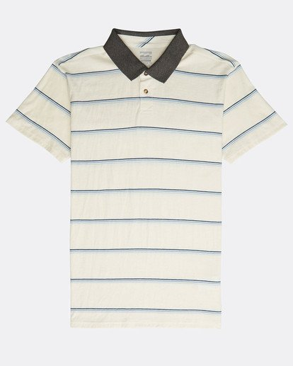 0 Die Cut Polo Blue N1PP02BIP9 Billabong
