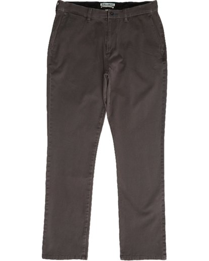 0 New Order Chino Pant Schwarz N1PT02BIP9 Billabong