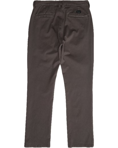 1 New Order Chino Pant Schwarz N1PT02BIP9 Billabong