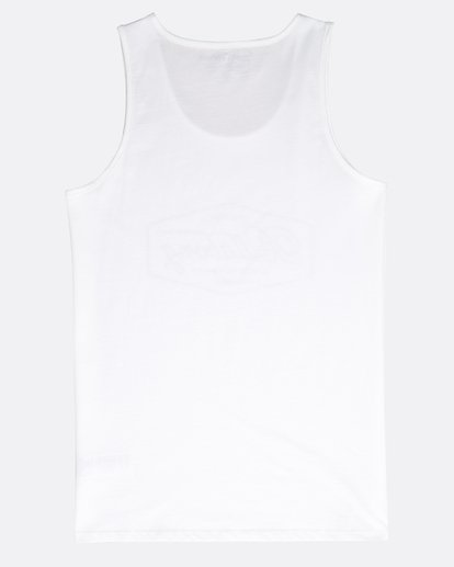 1 Trademark Tank Weiss N1SG05BIP9 Billabong