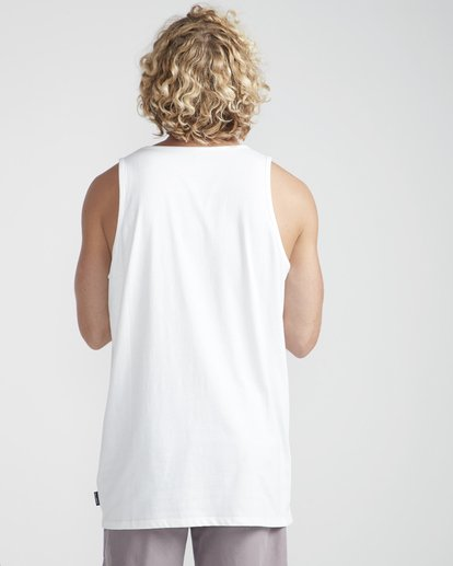 3 Trademark Tank Weiss N1SG05BIP9 Billabong