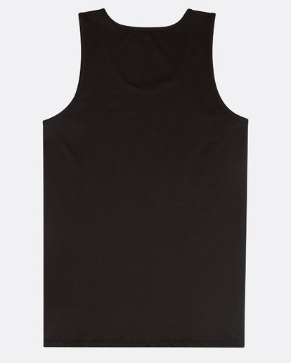 1 Team Stripe Tank Schwarz N1SG07BIP9 Billabong