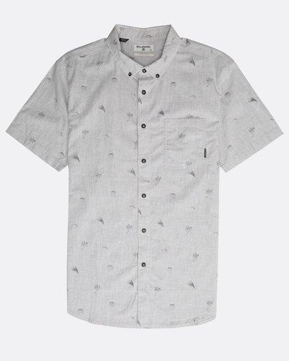 0 Sundays Mini Shirt Beige N1SH01BIP9 Billabong