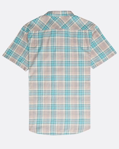 1 All Day Check Shirt Purple N1SH04BIP9 Billabong
