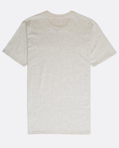 1 Unity T-Shirt Gris N1SS01BIP9 Billabong