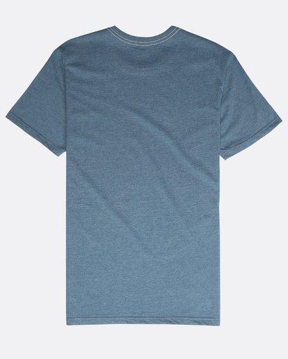 1 Wave T-Shirt Bleu N1SS04BIP9 Billabong