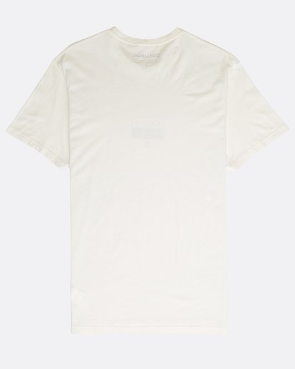 1 Decal T-Shirt Beige N1SS05BIP9 Billabong