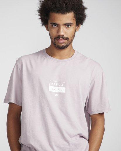 3 Decal T-Shirt Violeta N1SS05BIP9 Billabong