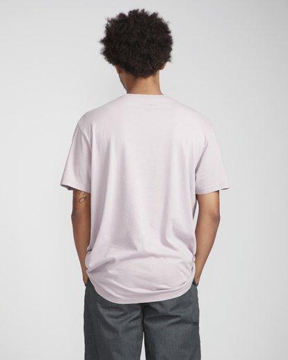 4 Decal T-Shirt Violeta N1SS05BIP9 Billabong