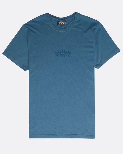 0 Arch T-Shirt Azul N1SS06BIP9 Billabong