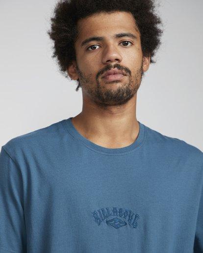 2 Arch T-Shirt Azul N1SS06BIP9 Billabong