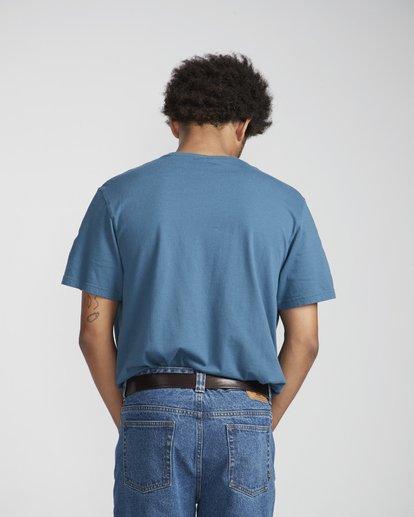 4 Arch T-Shirt Azul N1SS06BIP9 Billabong