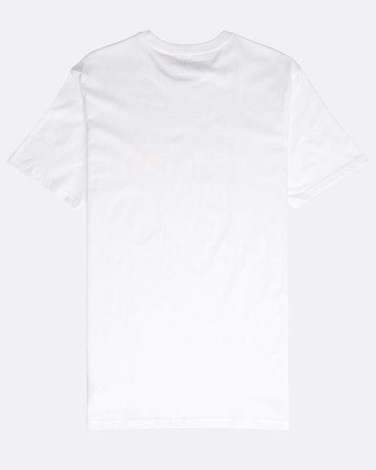 1 Inversed T-Shirt Blanco N1SS08BIP9 Billabong