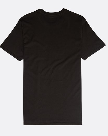 1 Inversed T-Shirt Negro N1SS08BIP9 Billabong