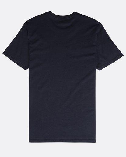 1 Inversed T-Shirt Bleu N1SS08BIP9 Billabong