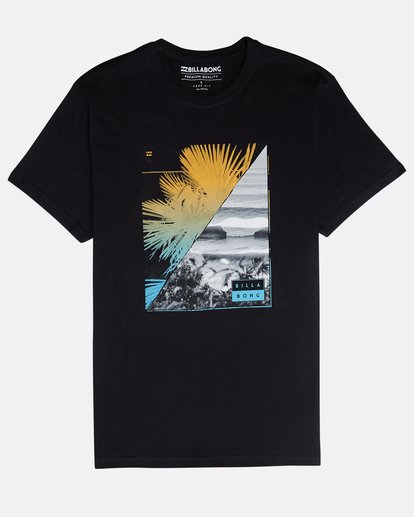 0 Chill Out T-Shirt Schwarz N1SS09BIP9 Billabong