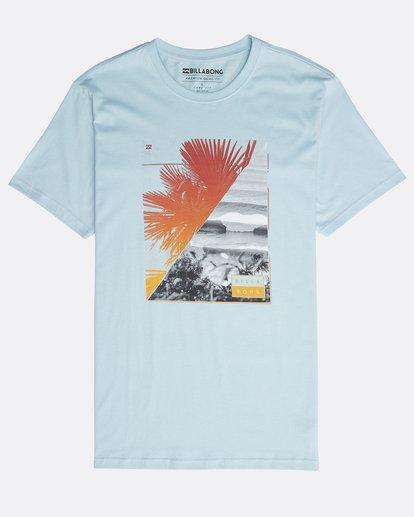 0 Chill Out T-Shirt Blue N1SS09BIP9 Billabong
