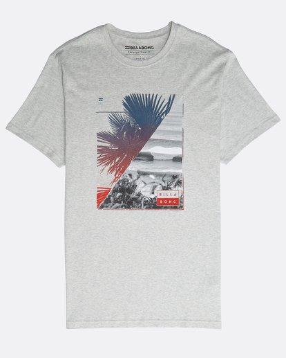 0 Chill Out T-Shirt Grau N1SS09BIP9 Billabong