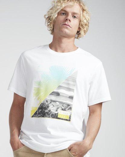 2 Chill Out T-Shirt Weiss N1SS09BIP9 Billabong