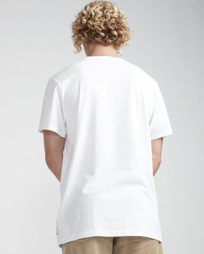 3 Chill Out T-Shirt Weiss N1SS09BIP9 Billabong