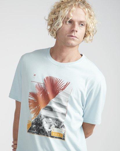2 Chill Out T-Shirt Blue N1SS09BIP9 Billabong