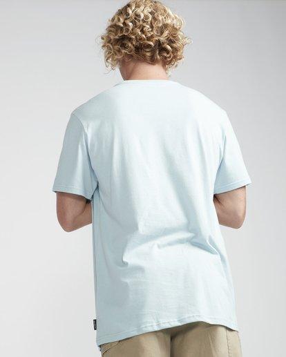 3 Chill Out T-Shirt Blue N1SS09BIP9 Billabong
