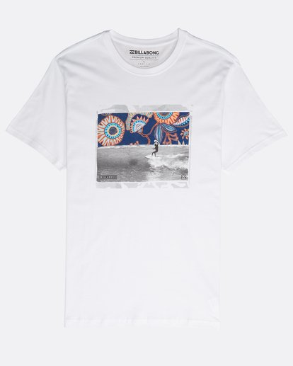0 High Line T-Shirt Weiss N1SS10BIP9 Billabong