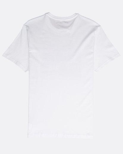 1 High Line T-Shirt Weiss N1SS10BIP9 Billabong