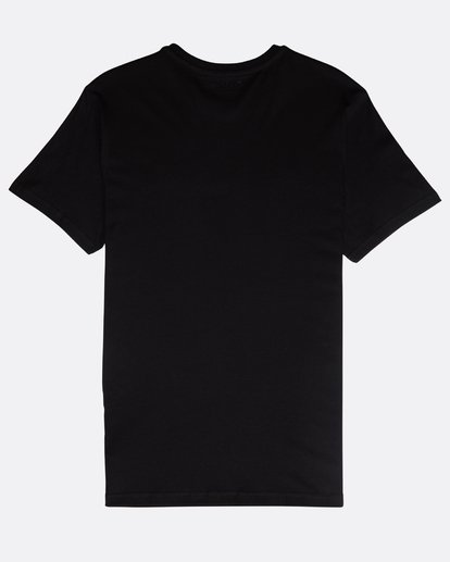 1 High Line T-Shirt Black N1SS10BIP9 Billabong