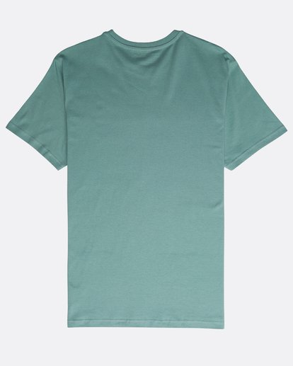 1 High Line T-Shirt Verde N1SS10BIP9 Billabong