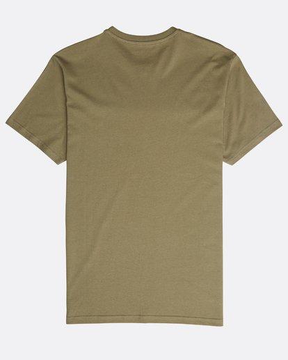 1 Outline T-Shirt Gemustert N1SS12BIP9 Billabong