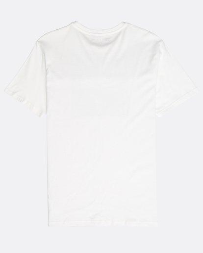 1 Focal T-Shirt Beige N1SS13BIP9 Billabong