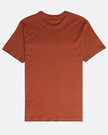 1 Focal T-Shirt Green N1SS13BIP9 Billabong