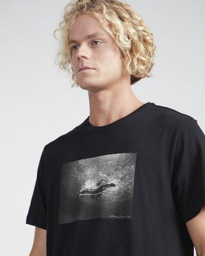 2 Focal T-Shirt Schwarz N1SS13BIP9 Billabong