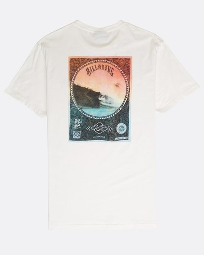 1 Get Back T-Shirt Beige N1SS14BIP9 Billabong