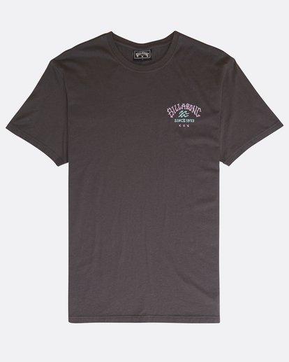 0 Get Back T-Shirt Gris N1SS14BIP9 Billabong
