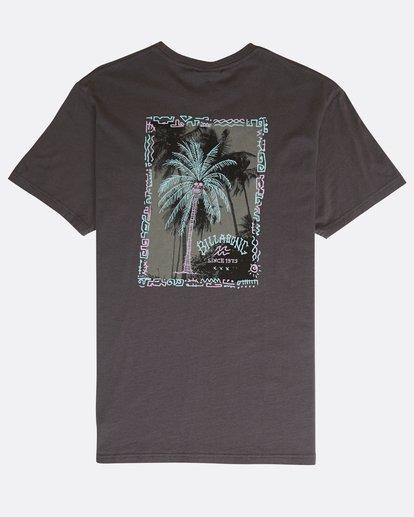 1 Get Back T-Shirt Grau N1SS14BIP9 Billabong