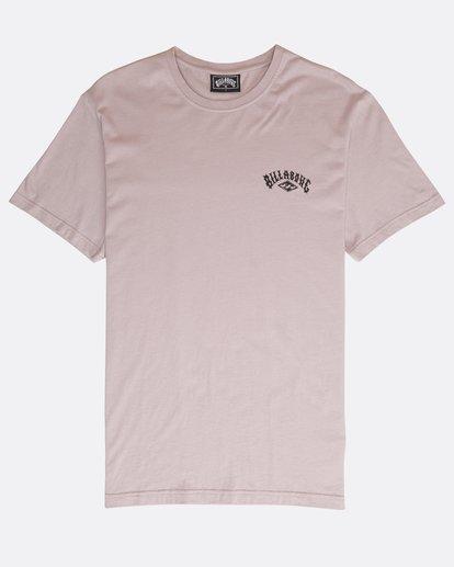 0 Get Back T-Shirt Violeta N1SS14BIP9 Billabong