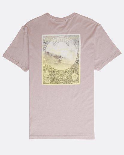 1 Get Back T-Shirt Violeta N1SS14BIP9 Billabong