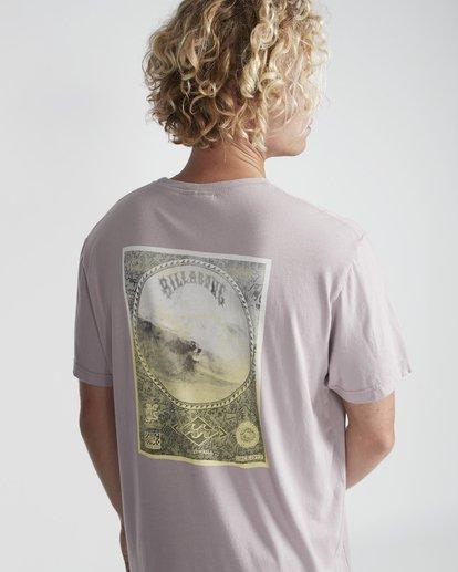 2 Get Back T-Shirt Violeta N1SS14BIP9 Billabong