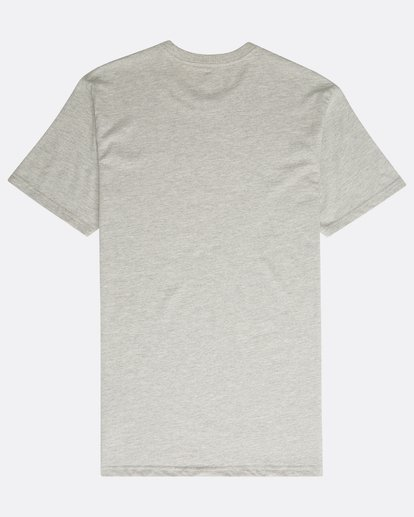 1 Trademark T-Shirt Grey N1SS15BIP9 Billabong