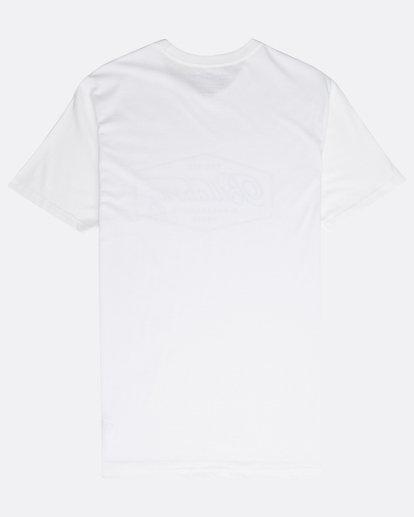 1 Trademark T-Shirt Weiss N1SS15BIP9 Billabong